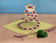 Jungle Book   Python Party Favor   Crafts   Family.Disney.com