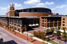 Nationwide Arena, Columbus OH