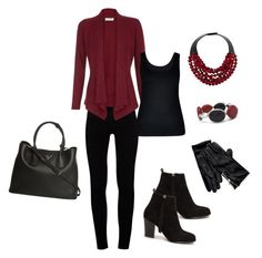 A fashion look from January 2016 featuring red long sleeve top, scoop neck tank and skinny leg jeans. Browse and shop related looks. Red Long Sleeve Tops, City Chic, Monsoon, J Brand, Skinny Legs, Tommy Hilfiger, Prada, Scoop Neck, Fashion Looks