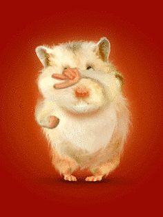 Animados divertidos de animales como estos simpáticos fondos animados con ratoncitos que podrás descargar gratis online.
