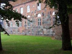 Krabbesholm - tidligere hovedgård i Skive (Højskole)