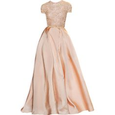 edited by Satinee - Elie Saab collection ❤ liked on Polyvore featuring dresses, gowns, long dresses, elie saab, vestidos, pink evening gowns, pink ball gown, pink gown, elie saab gowns and elie saab dresses