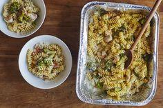 Recipe: Freezer-to-Oven Chicken Alfredo Casserole — Freezer to Table