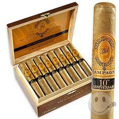Perdomo Reserve 10th Anniv. Champagne - Cigars International