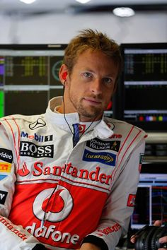 Jenson Button - 2013 Italian GP