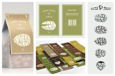 Nuts 2 (Share) Orange Things e orange chaine Bakery Packaging, Fruit Packaging, Food Packaging Design, Packaging Design Inspiration, Benefits Of Organic Food, Organic Fruits And Vegetables, Restaurant Menu Design, Label Design, Package Design