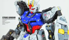 GUNDAM GUY: PG 1/60 GAT-X105 Strike Gundam - Customized Build