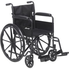 Wheelchair Tippers Axle Powder Coated Silver Vein Steel Frame Full Arms Swing #Wheelchairs