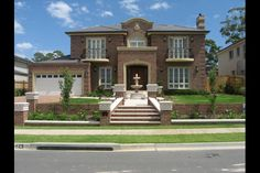 Designer Homes Sydney - Chateau Architects + Builders North Shore Custom Built Homes, North Shore, Architects, Building A House, Sydney, Urban, Design, Building Homes