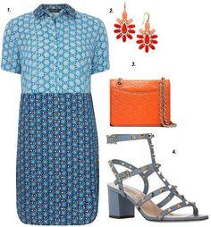 LoppStyle Wardrobe Inspiration: Two-Tone
