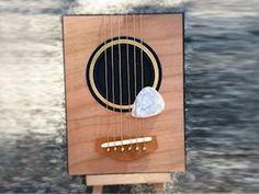 Guitar Card Tutorial - Splitcoaststampers