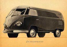 VW Transporter (Bulli) Type 2