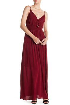 Image of WEST KEI Gauze Maxi Dress