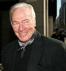 Arthur Christopher Orme Plummer an actor born 1929. Plummer is probably best known as Captain George Johannes von Trapp in the hit 1965 musical film The Sound of Music. Plummer has won numerous awards and accolades for his work, including an Academy Award, two Emmy Awards, two Tony Awards, a Golden Globe Award, a SAG Award, and a BAFTA Award. With his win at the age of 82 in 2012 for Beginners, Plummer is the oldest actor and person ever to win an Academy Award.