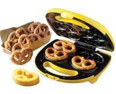 The Pretzel Maker, $29 | 33 Surprising Kitchen Gifts