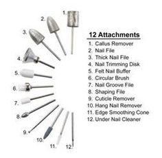 Acrylic Nail Drill, Acrylic Nails At Home, Acrylic Nail Tips, Acrylic Nail Supplies, Privates Nagelstudio, Nail Tech School, Home Nail Salon, Nail Remover, Nail Techniques