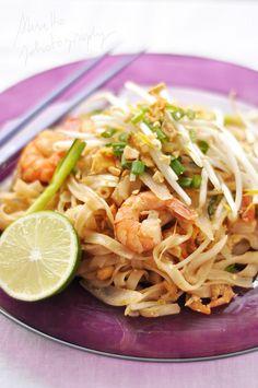 Homemade Pad Thai, please!