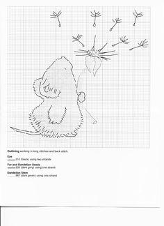 (2) Gallery.ru / Foto # 2 - mouse con un dente di leone - muha-cc