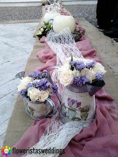 Floweristas Weddings   Εξωτερικός Στολισμός Εκκλησίας