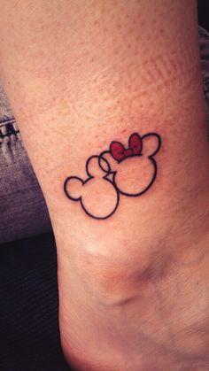Tatuajes pequeños tattoo minnie tattoo, mickey tattoo и disn Inkbox Tattoo, Mom Tattoos, Wrist Tattoos, Couple Tattoos, Body Art Tattoos, Tattoo Quotes, Tatoos, Mickey Tattoo, Mickey And Minnie Tattoos