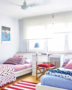 1000 images about dormitorio ni o on pinterest kids - Decoracion de dormitorios infantiles ...