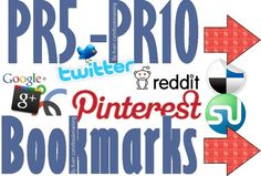 Genuine Social Bookmarking Service with top quality Bookmarking Sites! Fabulous SEO Value! You get: 15 QUALITY Bookmarks on Authority Sites with to List with sites we post can be found here