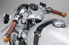 Moto Guzzi Le Mans Cafe Racer by Kaffeemaschine