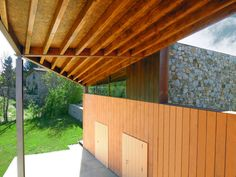 Casa Alfonso Santi Vives Arquitectura Ambient Exterior Porxo