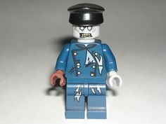 LEGO Monster Fighter Zombie Hearse Driver Chauffeur Minifig Minifigure 9465 9464 $14.99