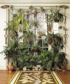 Resultado de imagen para decorating with plants