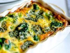 Broccoli- och Ädelostgratäng