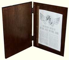 Hand Crafted Custom Wood Signs, Awards, Displays & Mailboxes Page 2 Portfolio Samples, Antique Restoration, Built In Furniture, Wooden Books, Custom Wood Signs, Mailbox, Hand Carved, Carving, Display