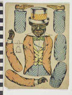paper doll vintage