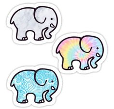 Ivory Ella - Tri Pack Stickers by authenticity Happy Stickers, Laptop Stickers, Cute Stickers, Cool Wallpapers For Phones, Wallpaper Iphone Cute, Ivory Ella Stickers, Iphone Wallpaper Quotes Inspirational, Art Mignon, Vsco