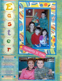 Easter 2009 Family & Friends - Scrapbook.com
