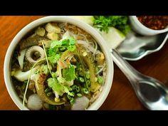 How to make Mohinga - Burmese cuisine