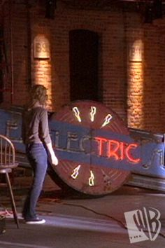 Welcome to Tric! I want the Tric sign so bad.