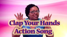 Clap Your Hands Action Song - LittleStoryBug