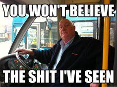 bus driver meme - Google Search