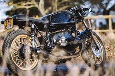 Black Beauty - JM Customs BMW R45 | Return of the Cafe Racers