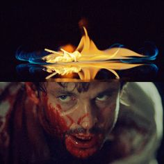 Sirenja and the Stag — crossroadscastiel: Hannibal Advent | Day 39 ↳The...