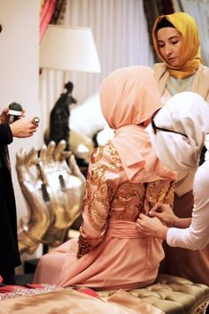 Turkish beauty mag Ala brings glamour to modest clothes and headscarves, and appeals to fashion-conscious conservative Muslim women. According to the BBC, it outsold Vogue, Elle, and Marie Claire in its first year http://news.bbc.co.uk/2/hi/programmes/fast_track/9764870.stm