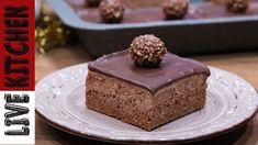 Πάστα Ferrero Rocher Για το Γιορτινό σας Τραπέζι!! - Ferrero Rocher Cake