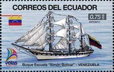 Bateau Ecole Venezuela