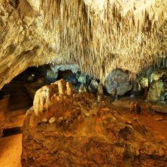 Paradise Cavern, (Jaskinia Raj) , Kielce, Poland