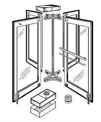 Image result for revolving door Automatic Sliding Doors, Revolving Door, Lobbies, Entrance, Windows, Cultural Center, Curtains, Architecture, Annie