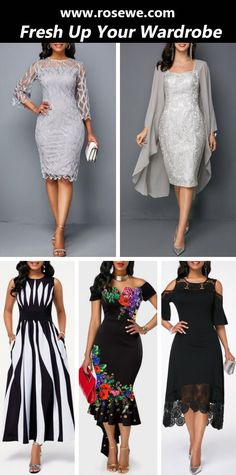 This is a unique discovery that is perfect for office gatherings, theatre nights. , This is a unique discovery that is perfect for office gatherings, theatre nights or any special occasion during this holiday season. Shop your favorit. Simple Dresses, Elegant Dresses, Dresses With Sleeves, Belted Shirt Dress, Tee Dress, Designer Clothes For Men, Clothes For Women, Mode Plus, Mode Outfits