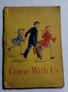 COME WITH US BY ODILLE OUSLEY 1952 BOOK