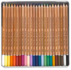 Cretacolor Fine Art Pastel Pencils (thinking of trying these out)