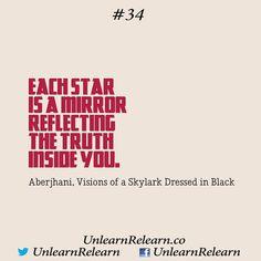 #Aberjhani #stars #truth #LCA #LCW #LifeChangingArt #quotes #quote #LifeChangingWords #instatruth #instalife #life #instastars #instadaily #instaquote
